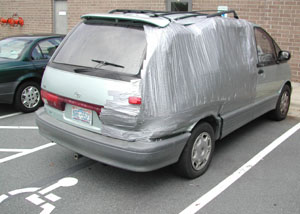 Welcome To The Duct Tape BodyShop