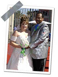 A Duck Tape Wedding