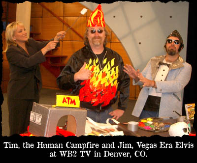 Click The Video Link Above To See Jim And Tims Wacky Collection Of Costume Ideas