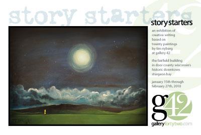 Fun art studio gallery featuring the art for Story starter com